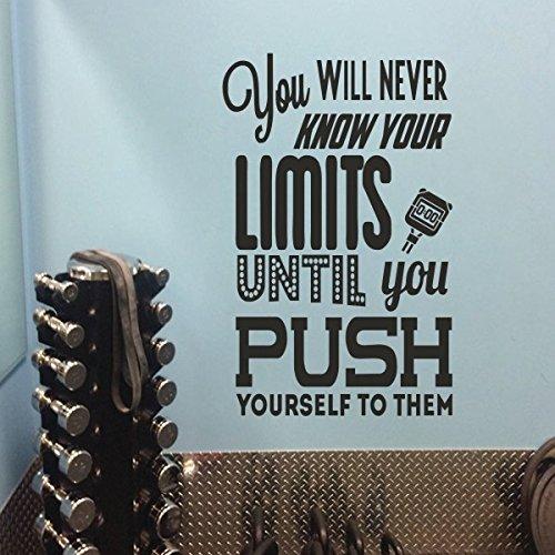 gym-ispirato-parete-adesivo-vinile-quotes-rimovibile-con-scritta-wall-art-adesivo-you-will-never-kno
