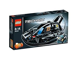 Lego Technic - 42002 - Jeu de Construction - L' aéroglisseur