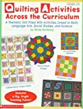 img - for Quilting Activities Across the Curriculum (Grades 1-3) book / textbook / text book