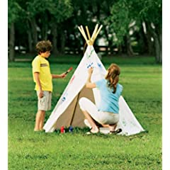 7 Childrens Teepee