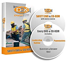 Advanced New Employee Orientation Safety Training DVD