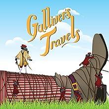 Gulliver's Travels (       UNABRIDGED) by Jonathan Swift Narrated by Rashid Raza