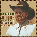 Herb Jeffries Bronze Buckaroo