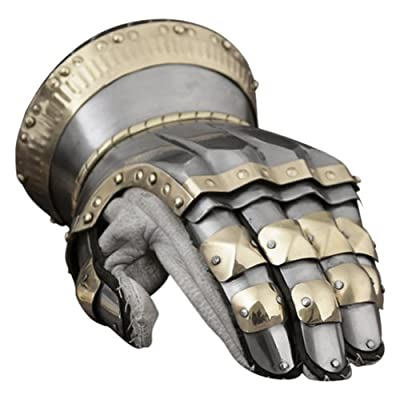 Armor Venue Churburg (Gauntlets Only) - Metallic - One Size Fit Most