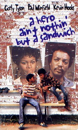 a hero aint nothing but a Watch drama movie a hero ain't nothin but a sandwich on movietube faced with the harsh reality of growing up in the ghetto, 13-year old benjie (larry b s.