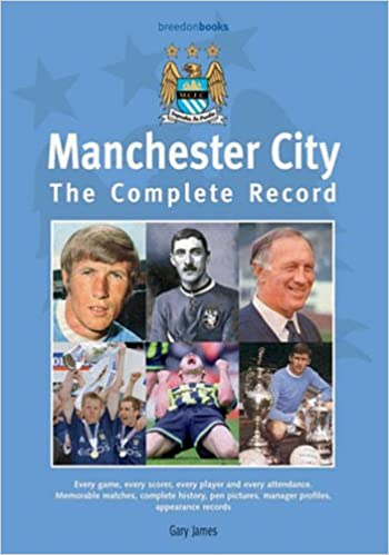 Manchester City: The Complete Record (Complete Record Series)