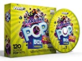 Zoom Karaoke Pop Box 2013: A Year In Karaoke - Party Pack - 6 CD+G Box Set - 120 Songs Zoom Karaoke