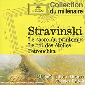Stravinski:Sacre du Printemps