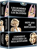 echange, troc 7 ans de réflexion / Les Hommes préfèrent les blondes / Comment épouser un millionnaire - Tripack 3 DVD