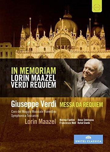 Giuseppe Verdi - Messa Da Requiem (Lorin Maazel)[DVD] [2007] [2009]