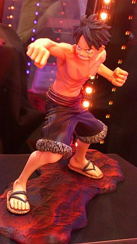 ワンピース DXF MANHOOD MONKEY.D.LUFFY(ルフィ)