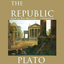 The Republic Audiobook by  Plato Narrated by Pat Bottino