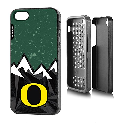Oregon Ducks Iphone 5/5S Rugged Case Peak Ncaa