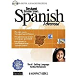 Product B0009JVVUU - Product title Instant Immersion Spanish Advanced: &quot;New &amp; Improved!&quot; (8 Audio CDs)