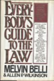 img - for Everybody's Guide to Law book / textbook / text book