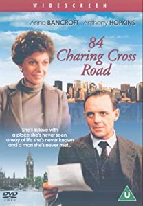 84 Charing Cross Road [DVD] [2002]
