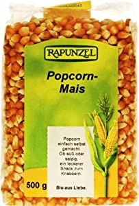 Rapunzel | BIO Popcorn-Mais, 500g