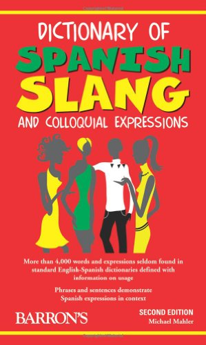 Dictionary of Spanish Slang and Colloquial Expressions PDF