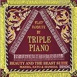 トリプル・ピアノ2《ジャズ編》前田憲男,佐藤充彦,羽田健太郎