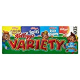 Kellogg's Variety 8 Pack (Pack of 6)