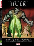 Stan Lee Marvel Masterworks: The Incredible Hulk Volume 1 TPB