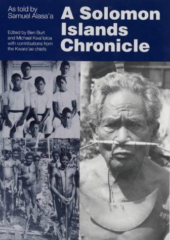A Solomon Islands Chronicle