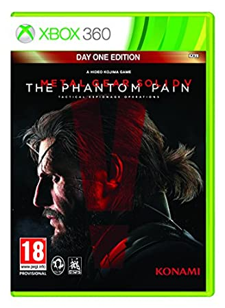 Metal Gear Solid V: The Phantom Pain - Day 1 Edition (Xbox 360)