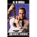 Al Di Meola-Guitar [VHS] [UK Import]
