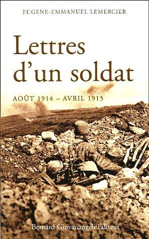Lettres d'un soldat