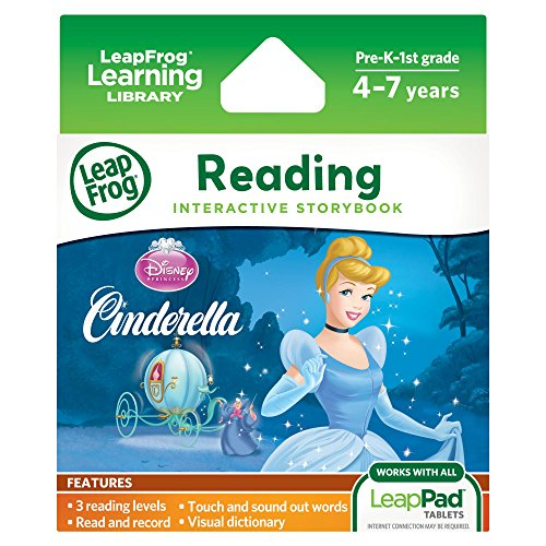 LeapFrog-LeapPad-Ultra-eBook-Cinderella-works-with-all-LeapPad-Tablets
