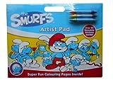 Alligator Books The Smurfs Artist Pad