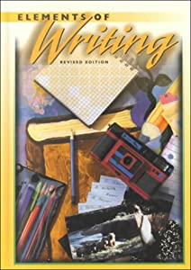 "Cover of ""Elements of Writing"""