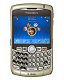 RIM BlackBerry 8320 Curve Unlocked Smartphone with 2.0 Megapixel Camera, GSM Technology, Titanium/Gray