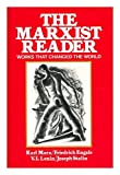 The Marxist Reader (0517387662) by Burns, Emile, editor.