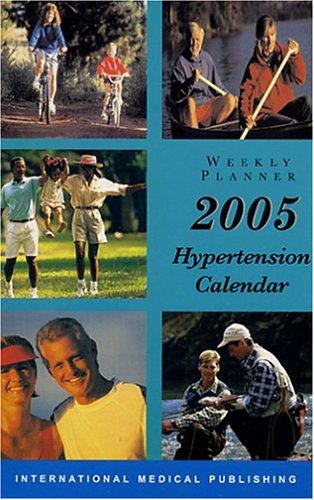Hypertension Calendar *Buy 5 Get 1 Free*