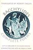 Complete Poems (0300075529) by Bacchylides