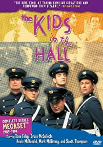 The Kids in the Hall: Complete Series Megaset 1989-1994