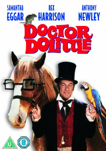 Doctor Dolittle [DVD] [1967]
