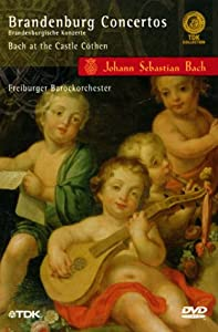 Bach, Johann Sebastian - Brandenburgische Konzerte 1-6
