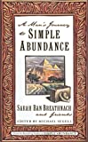 Man's Journey to Simple Abundance (0743221893) by Ban Breathnach, Sarah