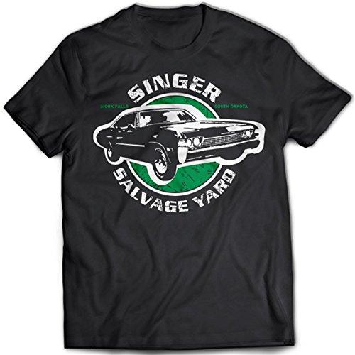 9221-cantante-salvataggio-auto-yard-t-shirt-supernatural-sam-winchester-impala-dean