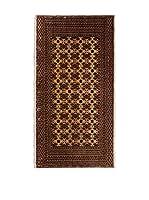 CarpeTrade Alfombra Persian Kelat (Marrón/Multicolor)