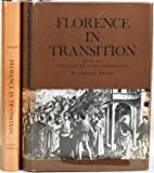 img - for FLORENCE IN TRANSITION Two Volumes Complete book / textbook / text book