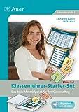 Klassenlehrer-Starter-Set Klasse 5-7: Das Basis-Materialpaket für den Klassenalltag