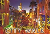 POSTCARD UNIVERSAL CITY WALK, CALIFORNIA - PC57-LOS130 - from Hibiscus Express