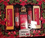 HILLSHIRE FARM HOLIDAY MEAT AND CHEESE GIFT SET