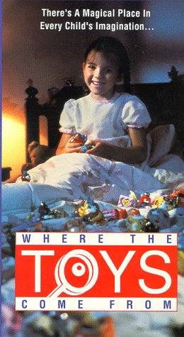 Where the Toys Come From [VHS]