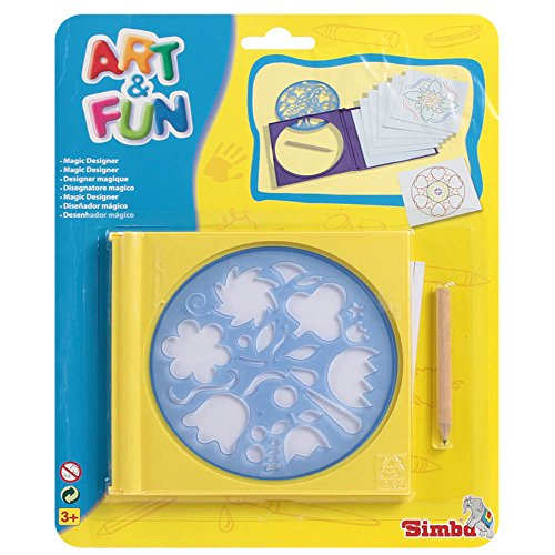 Simba Simba Art And Fun Mini Magic Designer