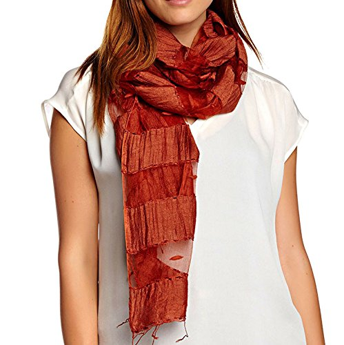 kc-signatures-sheer-100-pure-silk-georgette-plush-solid-scarf-shawl-20-x-72-brown