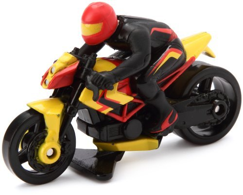 Speed Cycles-Hot Wheels Motor Motorcycle Street Speed